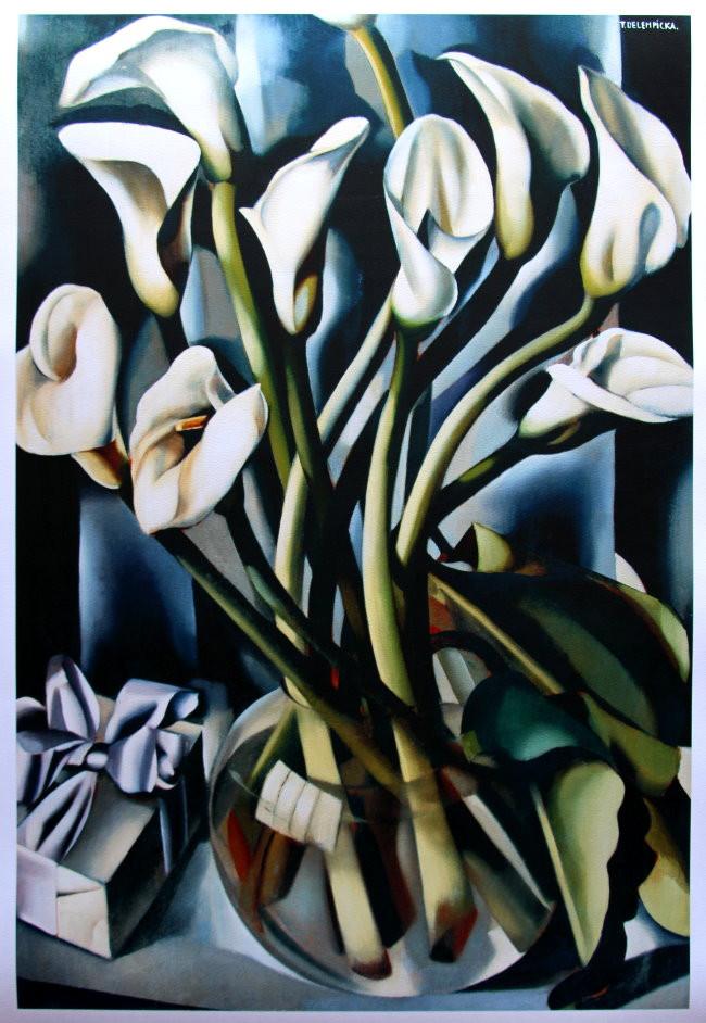 Arums, 1935